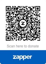 Eat Out Restaurant Relief Fund Zapper QR Code